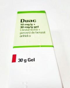 Duac_farmacistuldeserviciu-240x300 TRATAMENT PENTRU ACNEE: BREVOXYL sau DUAC