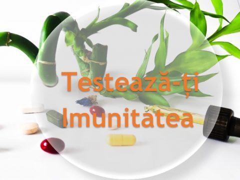 testeaza imunitatea