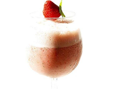 Smoothie-de-căpșuni