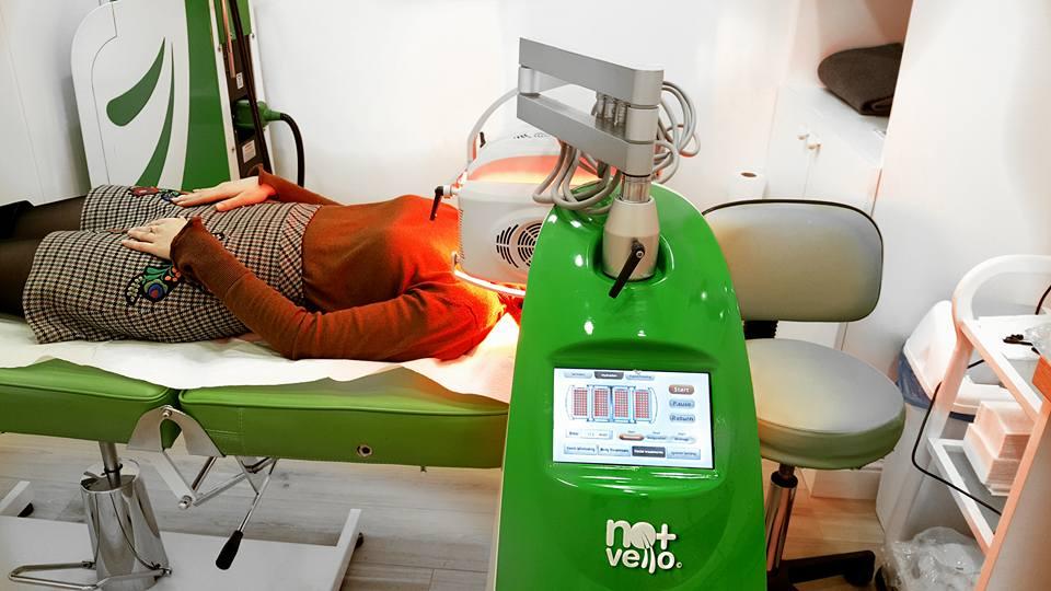 nomasvelloLED Tratamentul Pro Skin și LED+Esthetic - Nomasvello