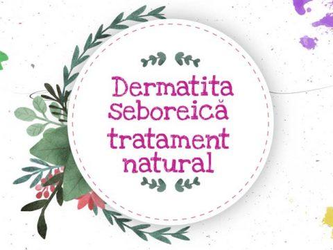 tratament dermatita seboreica