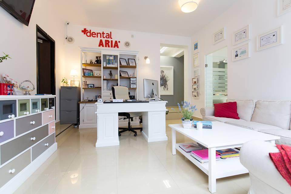 dental_aria_stomatologie Tratament albire dentară- Pro sau Contra? Experiența Dental ARIA